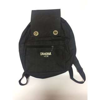 Repriced Drakkar noir black Backpack