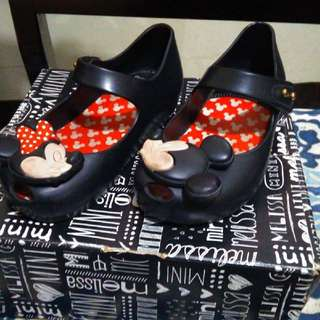 Authentic mini melissa Mickey Twin