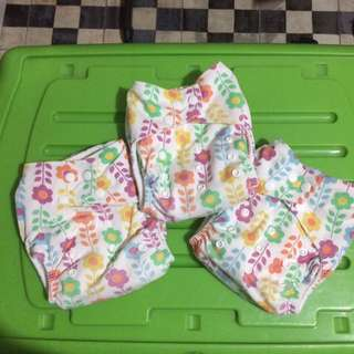 Next9 Floral Cloth Diapers