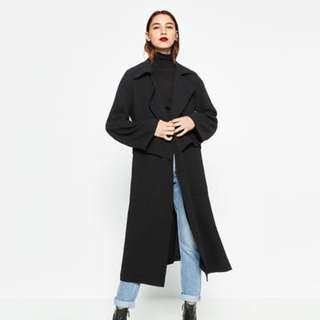 Brand New Zara Flowing Trench Coat