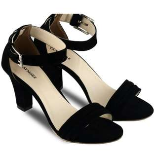 Strappy High Heels Claymore
