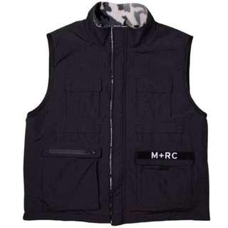 M+rc Noir雙面背心