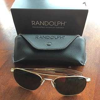 Randolph aviator sunglasses - Made In USA