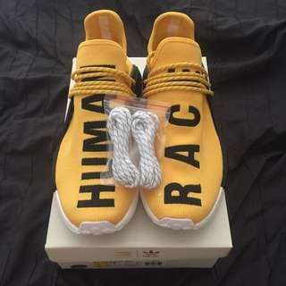Adidas Human Race NMD OG (Yellow) US10