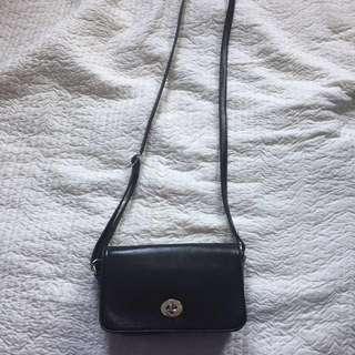 Fiori Black Sidebag