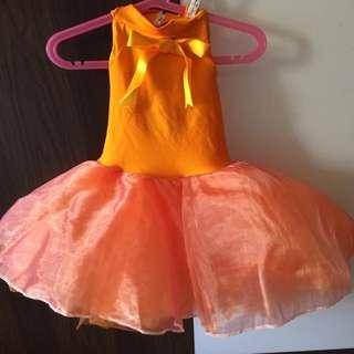 Ballet Girl Suit