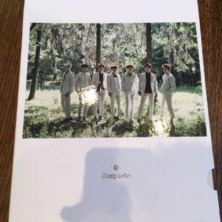 Autographed! BTOB 1st Album