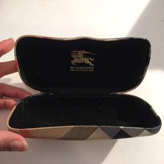 Burberry Glasses Case