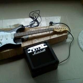 Electric Guitar / Amplifier