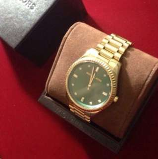 Michael Kors Watch Similar Shape To Rolex