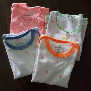 BN Newborn-3mths Baby Tops