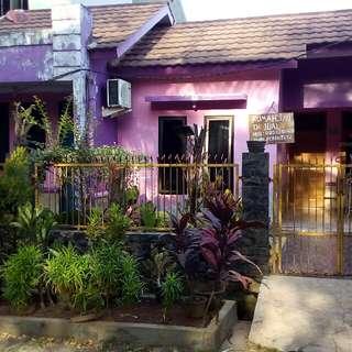 Dijual Rumah Siap Huni + Full Furnished. Lokasi Strategis. Ada Garasi Nya