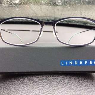 LINDBERG spectacle frames and ZEISS lenses