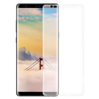 Samsung Galaxy Note 8 Full Coverage High Definition Curve Arc Screen Protector