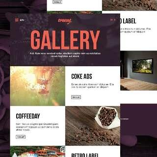 Website & Logo Desain