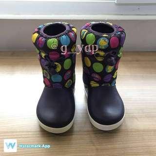 Crocs Hello Kitty Boots