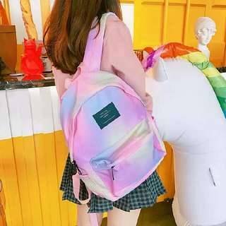 Unicorns Colour Bag