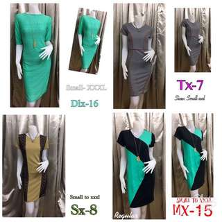 SMALL DRESS (ideal for 25-27 waist line)