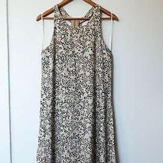 Seed Maxi Dress Size 6