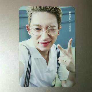 [Official] Monsta X Wonho Picnic in Monbebe World Fanmeeting Phtocard