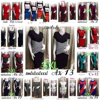 XXXL DRESS (ideal for 38-42 waist line)