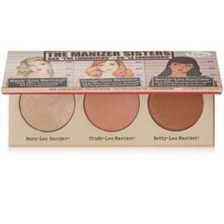 The balm palette