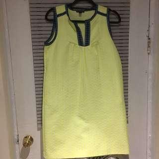 J. Crew Geometric Dress