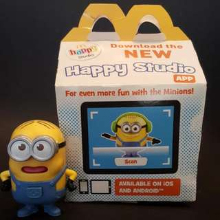 Despicable ME3 McDonald's Minion