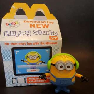 Despicable ME 3 McDonald's Minion
