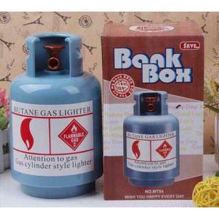 Gas Coin Bank Small Size