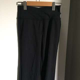Size 4 Lululemon yoga pants