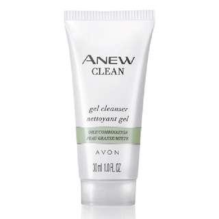 BNIP Avon Anew Clean Gel Cleanser - Mini