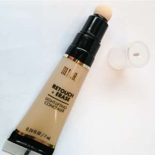Milani -Retouch + Erase Light-Lifting Concealer