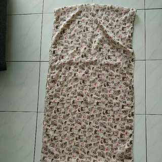 Animals Shawl