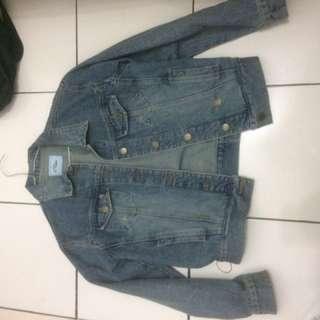 Jaket Denim/jaket Jeans
