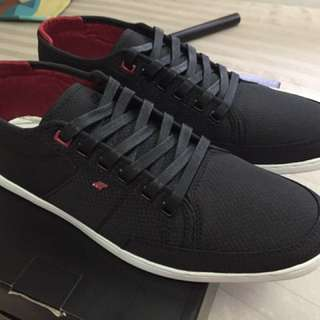 YOOX Boxfresh Sneakers (Black)