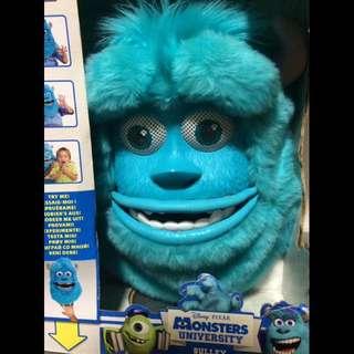 Monster University Sulley Face Mask