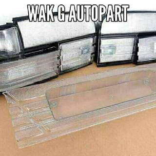 Tail lamp wira albino mdm+ reflector