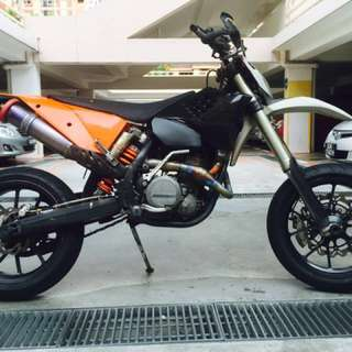 "Ktm 400 EXC ""07"" ( Stock Engine )"