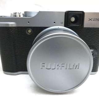 Fujifilm Finepix X20 compact digital Camera.