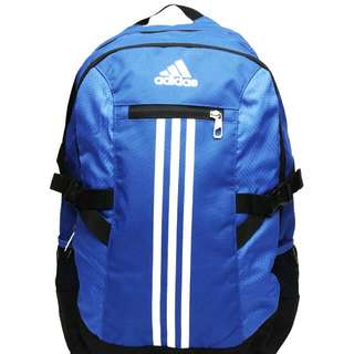 Adidas Unisex Blue BP Power II LS Backpack 9a33367aa777a