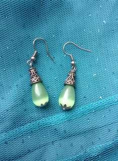 Agate stone Earring