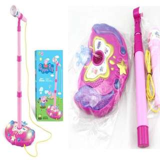 Peppa Microphone Set