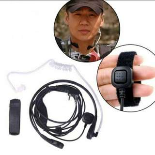 Bodyguard Earpiece For Walkie Talkie Set