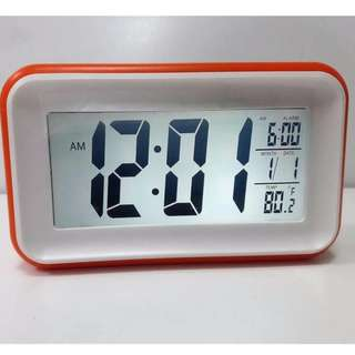 LED Digital Table Alarm Clock (with Free LED USB Light)