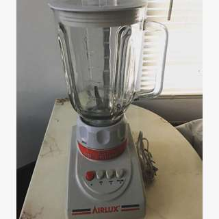AirLux Table Blender And Ice Crusher