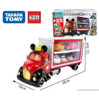 Takara Tomy Disney Truck Trailer
