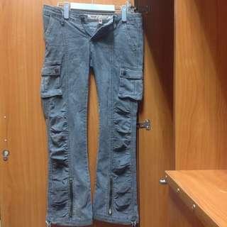 ROMP M碼牛仔長褲 #長褲特賣 #手滑買太多