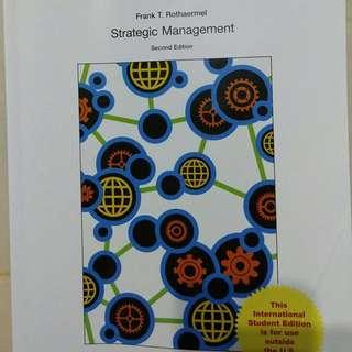Strategic Management 2nd Edition