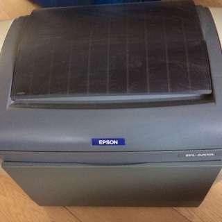 EPSON EPL-6200L 打印機